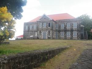 restauration du Fort