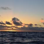 Toujours un beau ciel au coucher du soleil