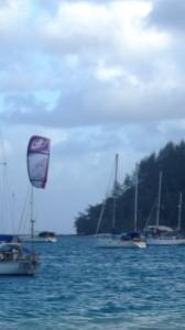 kite bateau