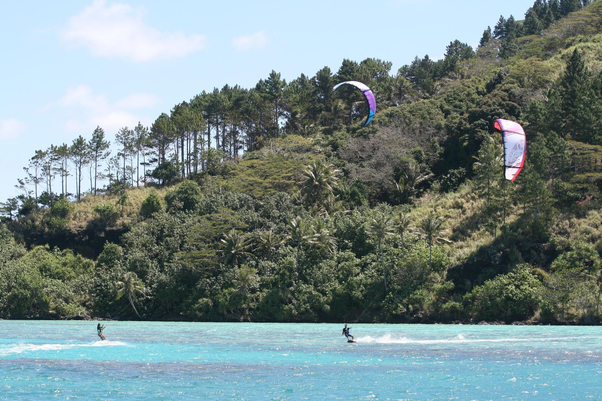 Kite taravai R -montagne